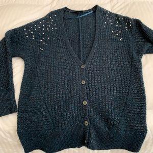 Pretty cardigan sweater